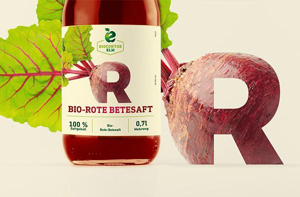 Etikett-Design