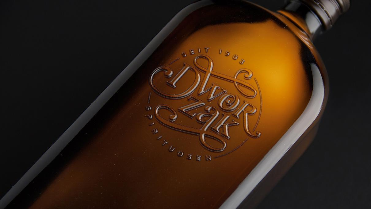 Logodesign Flasche